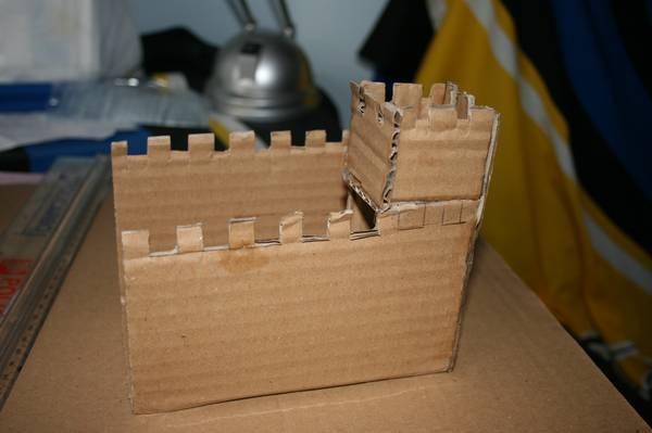 Bottega dei plastici 081 come realizzare un castello altoatesino in