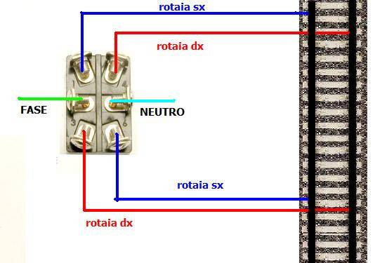 Schema Elettrico Deviatore : Bottega dei plastici come realizzare un cappio di