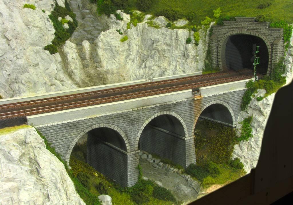 Ponte In Muratura.Bottega Dei Plastici 030 Come Realizzare Un Ponte In