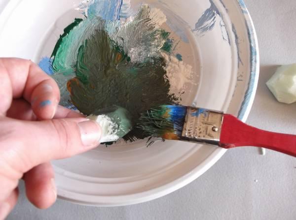 Bottega Dei Plastici116 Come Riprodurre Il Mare Con Un Fondale