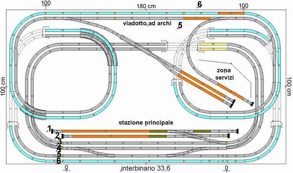 Schemi Elettrici Modellismo Ferroviario : Bottega dei plastici plastico capotrenoangelo
