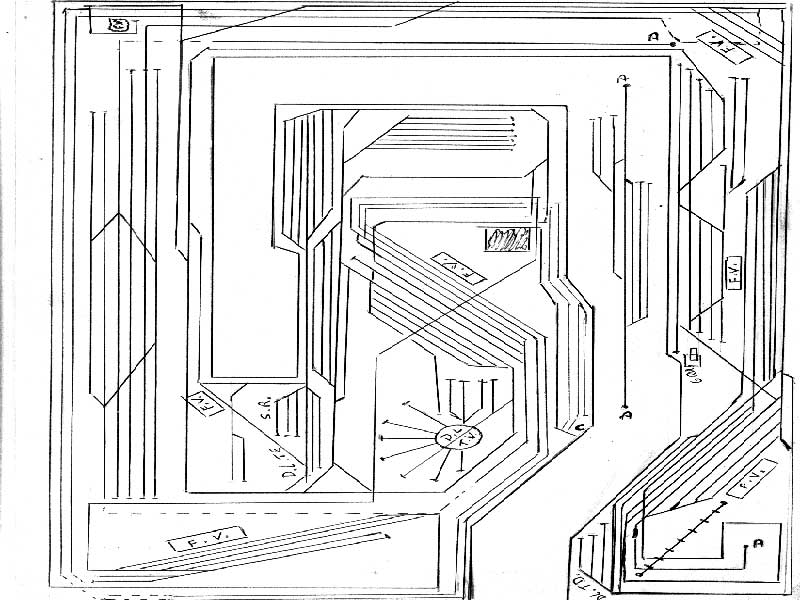 Schema Elettrico Per Plastico Ferroviario : Plastico ferroviario quot il di gipo