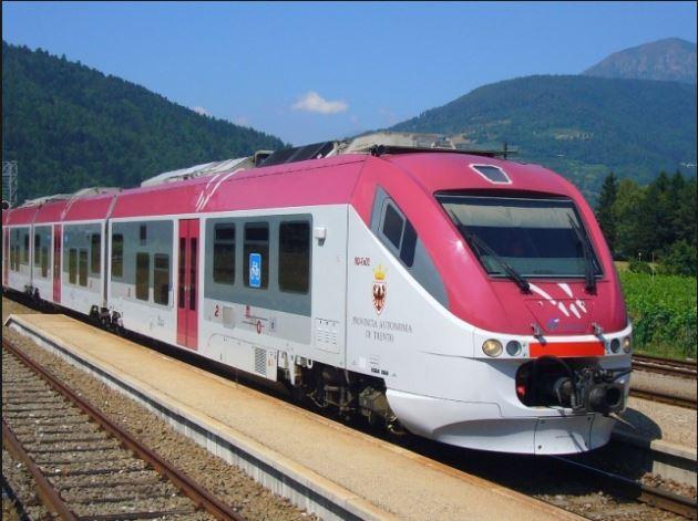%name Trasporto pubblico, migliora la  linea Trento Cavalese Canazei
