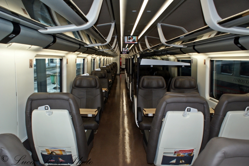 Frecciarossa Trains