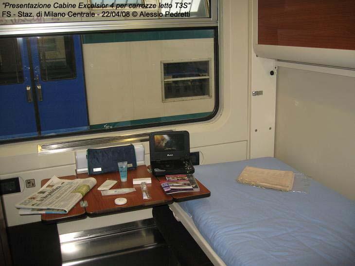 Nuova livrea per gli intercity pagina 2 forum scala tt - Trenitalia vagone letto ...