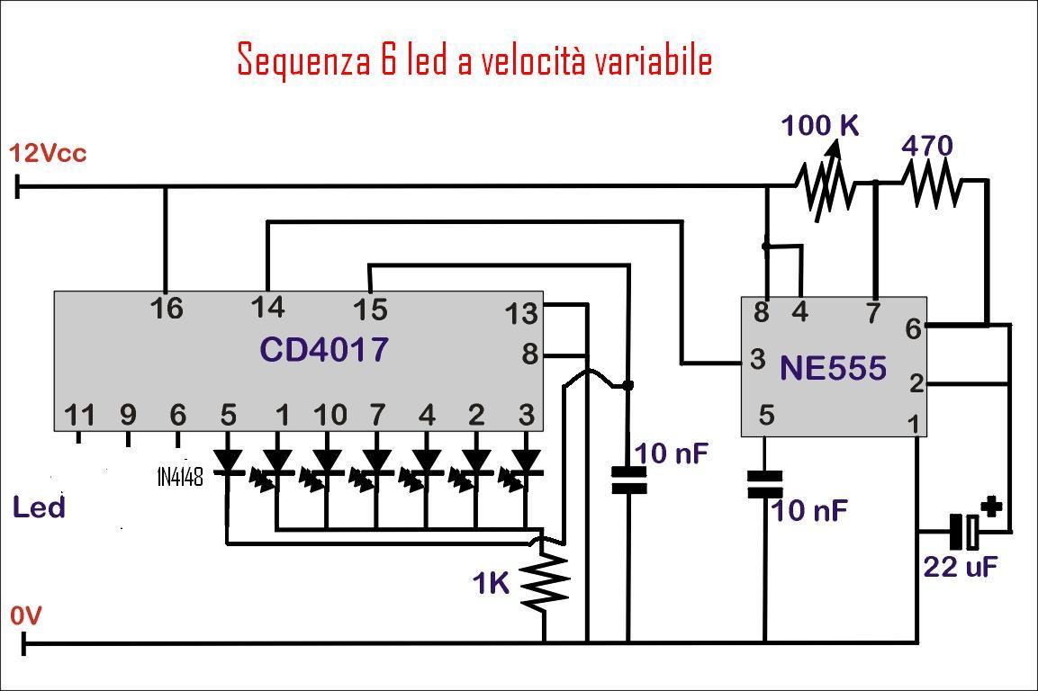 Schema Elettrico Per Accensione Led : Scala tt il forum sulla quot perfetta circuiti