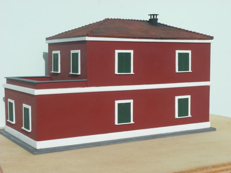 Colore Esterno Casa Rosso Mattone Colori Per Esterni Della Casa