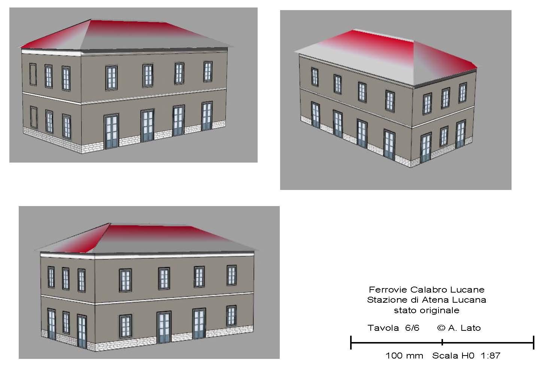 E ce 39 anche l 39 altro capolinea for Modelli di case da costruire