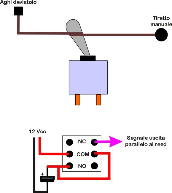 Invertitore di polarit 12v montare motore elettrico for Costruire un temporizzatore 12v
