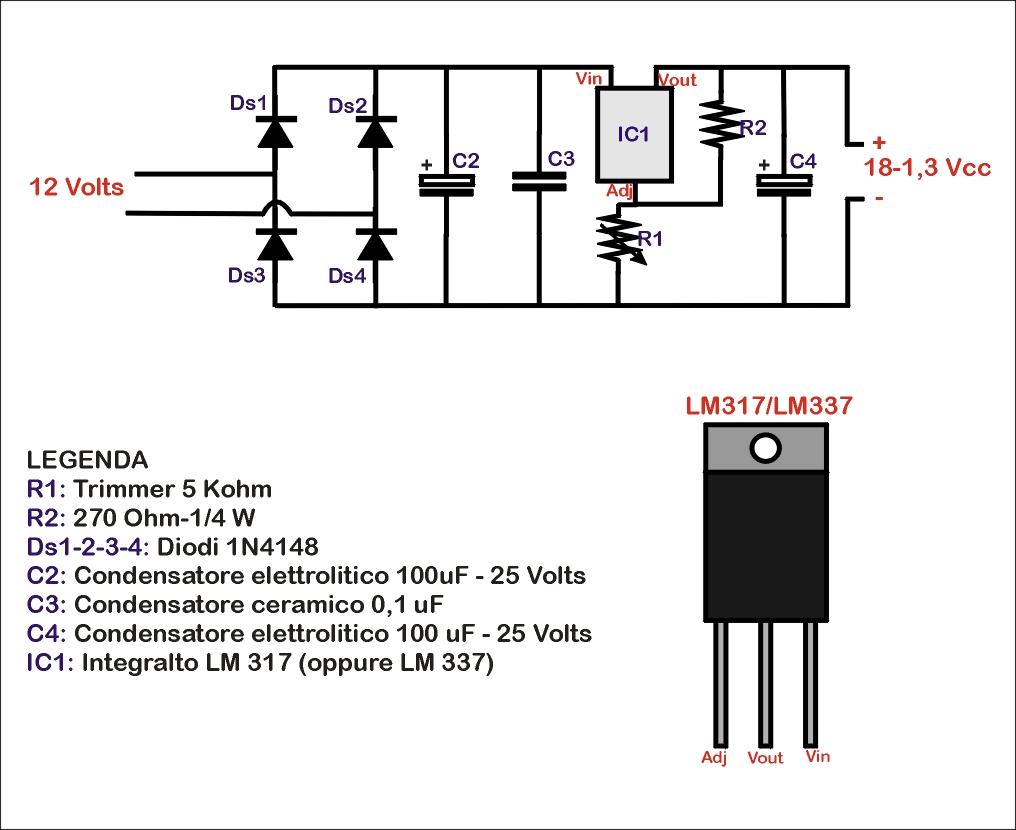 Schema Elettrico Relè : Problema modulo relè con carico induttivo