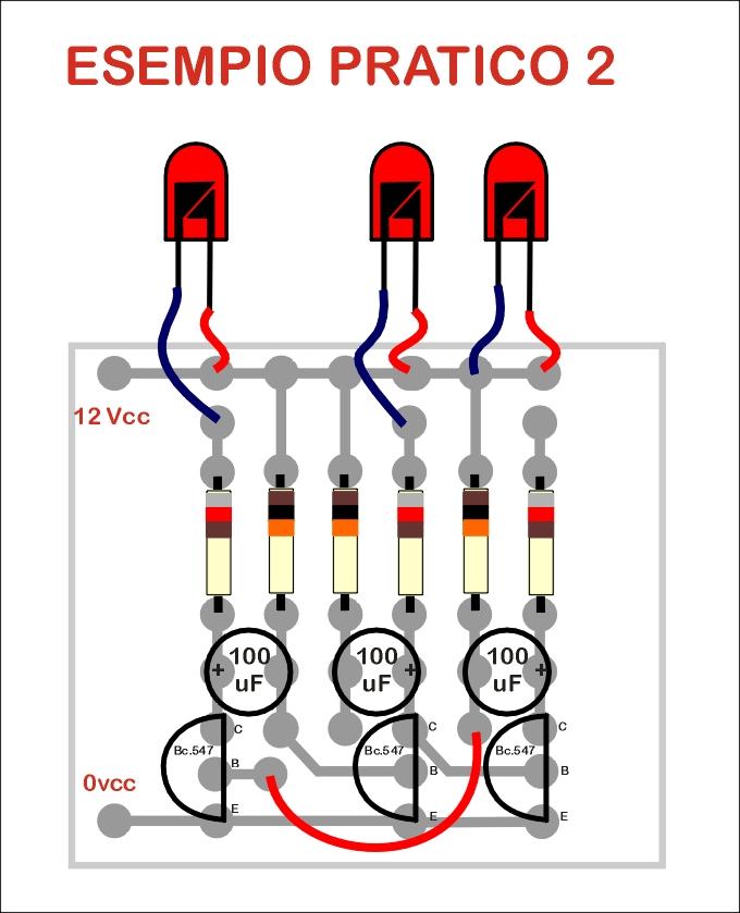 Schemi Elettrici Per Hobby : Schemi elettrici per luci led scala tt il forum sulla
